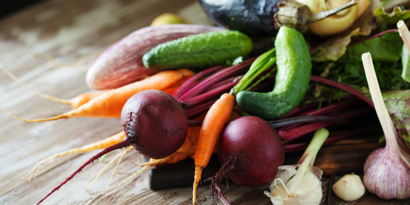 10 sposobow by jesz zdrowiej
