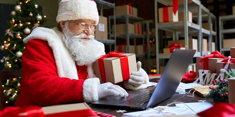 Święty Mikołaj dla Seniora Solgar Polska